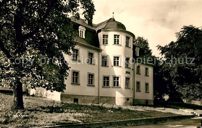 AK / Ansichtskarte Markneukirchen Staedtisches Gewerbemuseum Kat. Markneukirchen