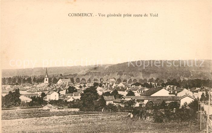 AK / Ansichtskarte Commercy Meuse  Kat. Commercy