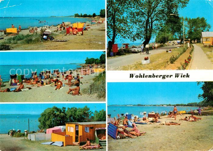 AK / Ansichtskarte Gramkow Wohlenberger Wiek Details Kat. Hohenkirchen