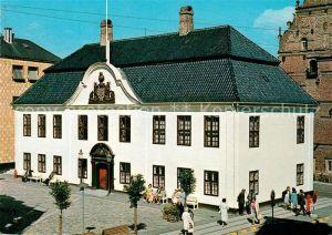 AK / Ansichtskarte Aalborg Rathaus Kat. Aalborg