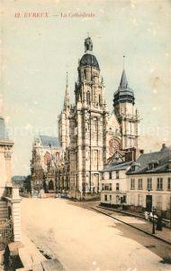 AK / Ansichtskarte Evreux Cathedrale Kat. Evreux