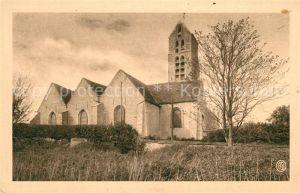 AK / Ansichtskarte Saint Fargeau Ponthierry Eglise Kat. Saint Fargeau Ponthierry