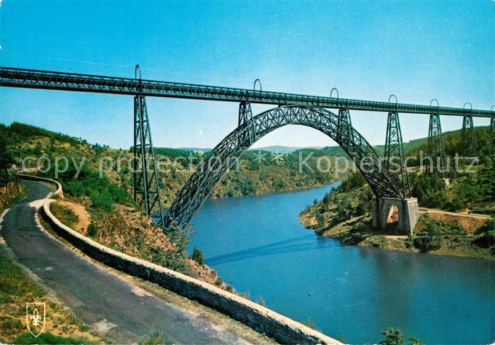 AK / Ansichtskarte Auvergne Region Viaduc de Garabit Kat. Clermont Ferrand