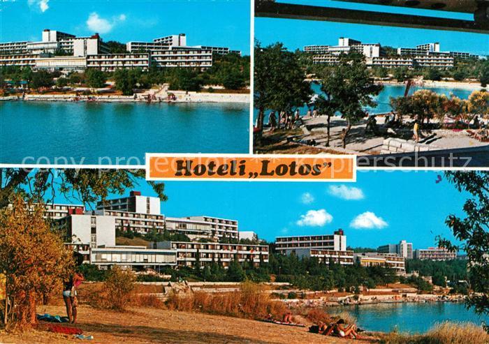 AK / Ansichtskarte Porec Playa Laguna Hoteli Lotos Kat. Kroatien