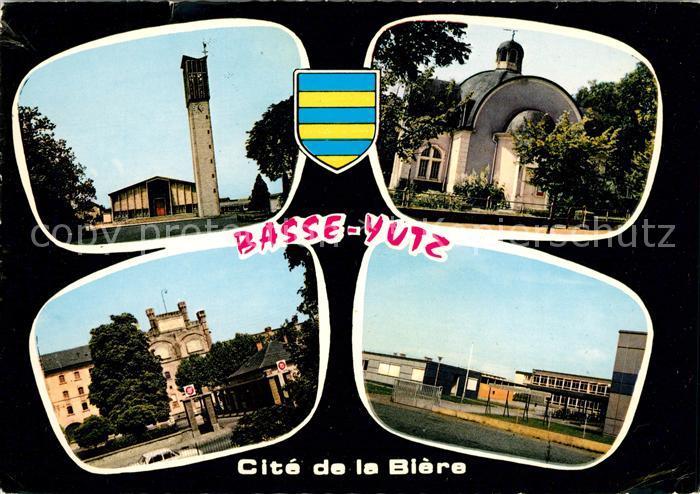AK / Ansichtskarte Basse Yutz Cite de la Biere Kat. Yutz