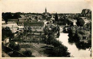 AK / Ansichtskarte Sable sur Sarthe Flusspartie Kat. Sable sur Sarthe