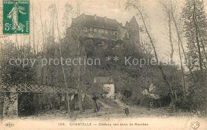 AK / Ansichtskarte Chantelle Chateau des ducs de Bourbon Kat. Chantelle le Chateau