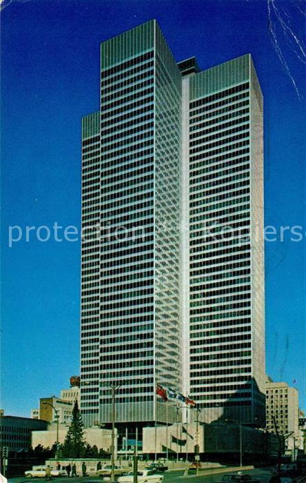 AK / Ansichtskarte Montreal Quebec Place Ville Marie Montreal Kat. Montreal