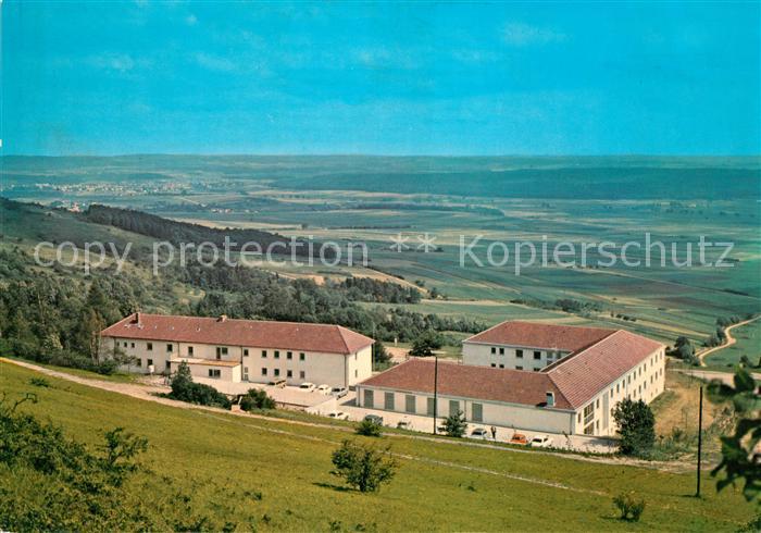 AK / Ansichtskarte Gerolfingen Gerolfingen Ev luth Volkshochschule Hesselberg Kat. Gerolfingen