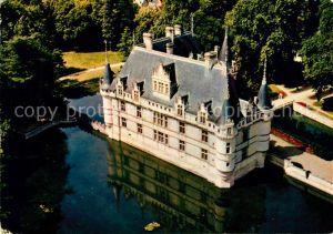 AK / Ansichtskarte Azay le Rideau Chateau d Azay Le Rideau Kat. Azay le Rideau