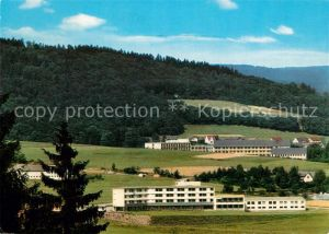 AK / Ansichtskarte Berleburg Bad Sanatorium Baumrain Kurklinik Odeborn Kat. Bad Berleburg