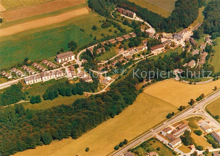 AK / Ansichtskarte Leichlingen Rheinland Fliegeraufnahme Diakoniewerk Pilgerheim Weltersbach Kat. Leichlingen (Rheinland)