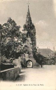 AK / Ansichtskarte La Tour de Peilz Eglise Kat. La Tour de Peilz