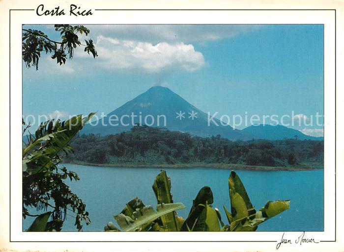 AK / Ansichtskarte Costa Rica Parque Nacional Volcan Arenal Kat. Costa Rica