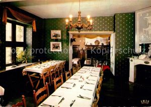 AK / Ansichtskarte Oteppe Hirondelle Restaurant Kat.