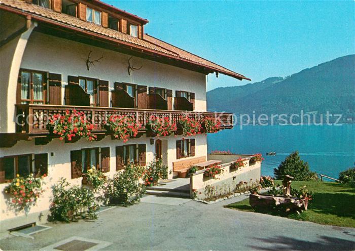 AK / Ansichtskarte Bad Wiessee Steinbrecherhof Blick auf den Tegernsee Kat. Bad Wiessee