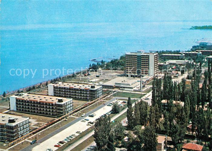 AK / Ansichtskarte Siofok Hotels am Plattensee Fliegeraufnahme Kat. Siofok