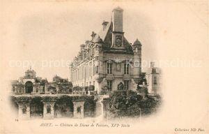 AK / Ansichtskarte Anet Chateau de Diane de Poitiers Kat. Anet