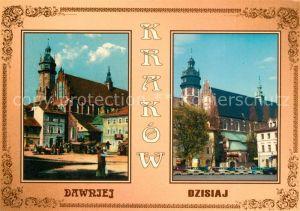 AK / Ansichtskarte Krakow Krakau Kirche