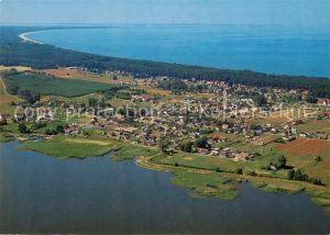 AK / Ansichtskarte Zempin Ostseebad Insel Usedom Fliegeraufnahme Kat. Zempin