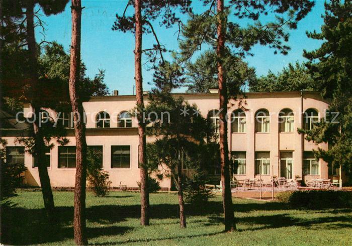 AK / Ansichtskarte Siofok Erholungsheim der Gewerkschaft der Bergleute Kat. Siofok