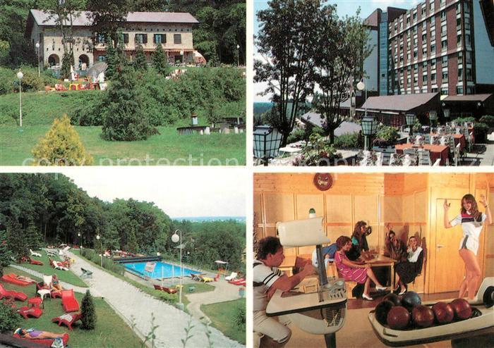 AK / Ansichtskarte Heviz Thermal hotel Aqua Kat. Ungarn
