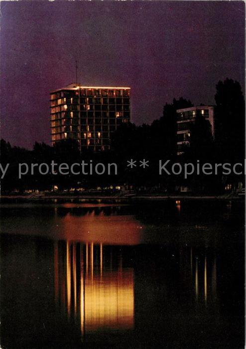 AK / Ansichtskarte Siofok Hotel Europa Kat. Siofok