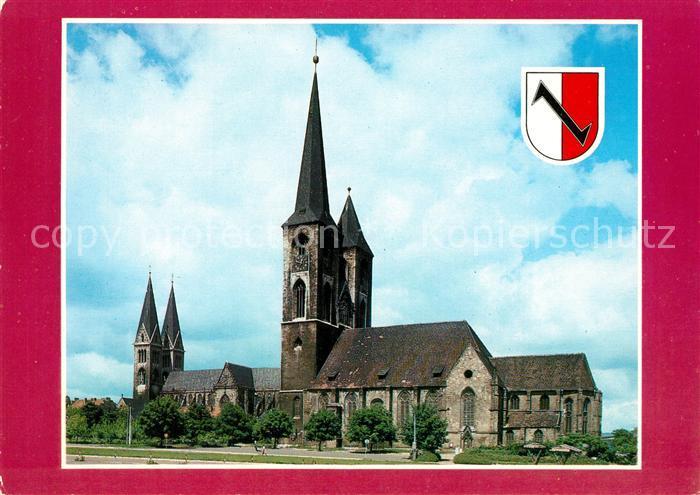 AK / Ansichtskarte Halberstadt Martinikirche und Dom Kat. Halberstadt 0