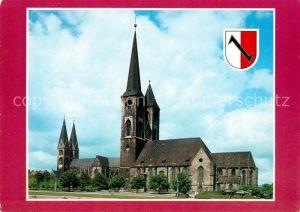 AK / Ansichtskarte Halberstadt Martinikirche und Dom Kat. Halberstadt
