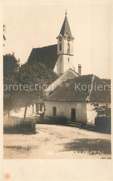 AK / Ansichtskarte Bad Kreuzen Kirchenpartie Kat. Bad Kreuzen