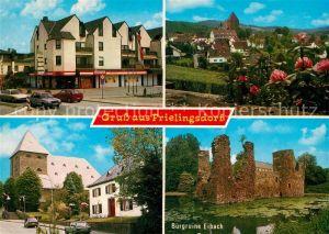 AK / Ansichtskarte Frielingsdorf Burgruine Eibach  Kat. Lindlar