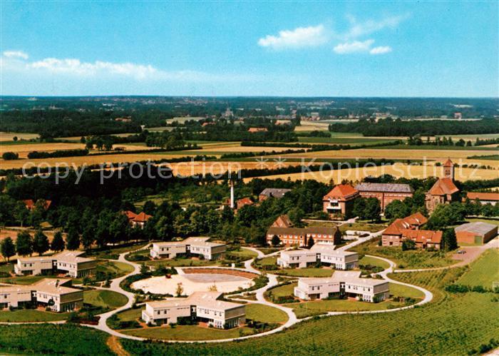 AK / Ansichtskarte Wettringen Steinfurt Kath. Schuler  Jugendheim St. Josefshaus Kat. Wettringen