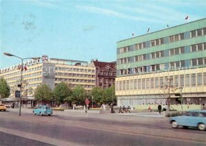 AK / Ansichtskarte Berlin Hotel Unter den Linden Lindencorso Kat. Berlin