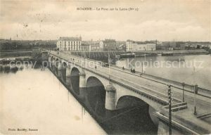 AK / Ansichtskarte Roanne Loire Pont de la Loire Kat. Roanne