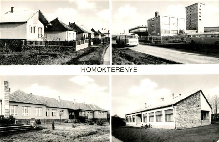 AK / Ansichtskarte Ungarn Homokterenye