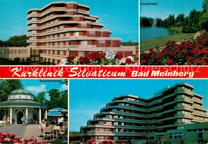 AK / Ansichtskarte Bad Meinberg Kurklinik Silvaticum Kat. Horn Bad Meinberg