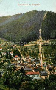 AK / Ansichtskarte Bad Wildbad Bergbahn Kat. Bad Wildbad