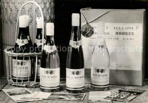 AK / Ansichtskarte Saint Georges sur Cher Monsieur Maurice Bouges Weinhandel Kat. Saint Georges sur Cher