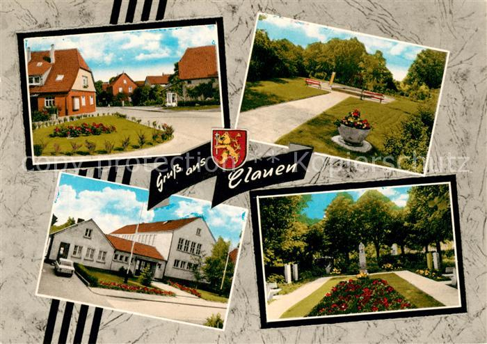 AK / Ansichtskarte Clauen Park Schule Kat. Hohenhameln
