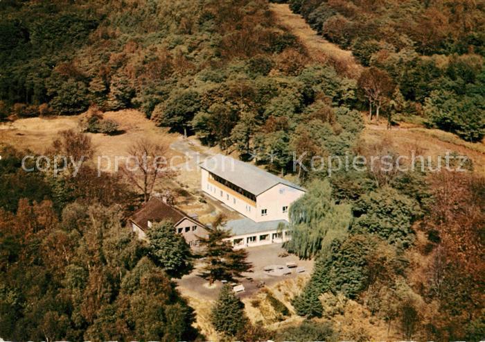 AK / Ansichtskarte Westhofen Westfalen Fliegeraufnahme Jugendbildungsstaette Haus Ebberg Kat. Schwerte