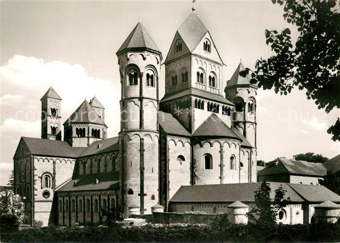 AK / Ansichtskarte Maria Laach Glees Basilika