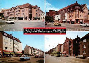 AK / Ansichtskarte Ricklingen Stadtansichten  Kat. Hannover