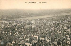 AK / Ansichtskarte Orleans Loiret Fliegeraufnahme Kat. Orleans