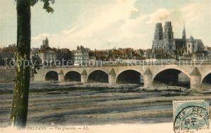 AK / Ansichtskarte Orleans Loiret Pont Kat. Orleans