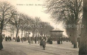 AK / Ansichtskarte Orleans Loiret La Mail La Musique Kat. Orleans