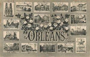 AK / Ansichtskarte Orleans Loiret  Kat. Orleans