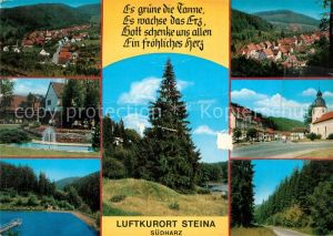 AK / Ansichtskarte Steina Suedharz  Kat. Bad Sachsa