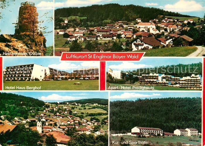 Hotel Hirschenstein St Englmar
