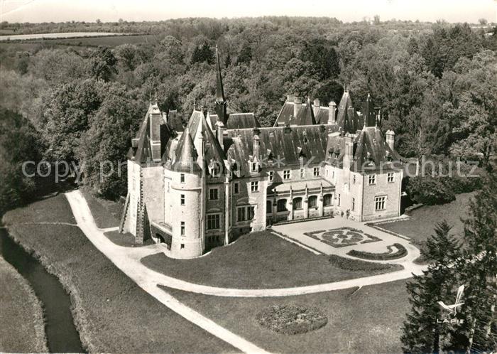 AK / Ansichtskarte Oizon Chateau de la Verrerie Kat. Oizon