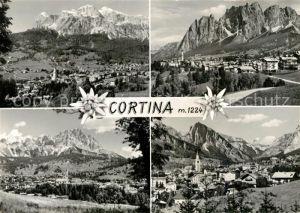 AK / Ansichtskarte Cortina d Ampezzo Dolomiti Panorama Kat. Cortina d Ampezzo